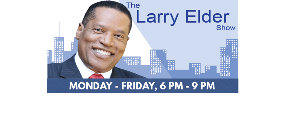 WJFN Slider Larry Elder